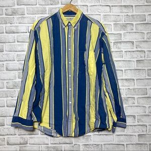 Vintage L.L.Bean Men's Casual Shirt Sz L